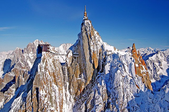 Aiguille du Midi and Mer de Glace: not to be missed!