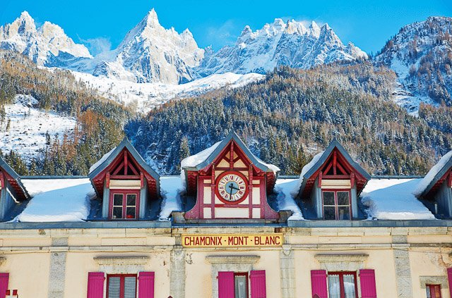 How to get to Chamonix?