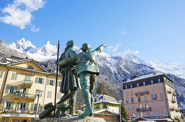Best things to do in Chamonix