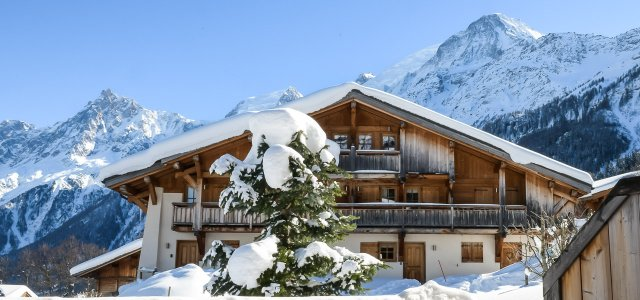Save 10% to 20% now on your winter chalet rental!