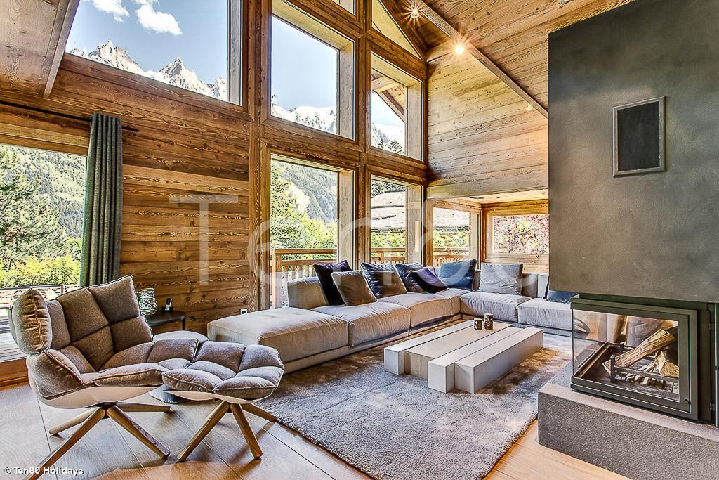 Chalet Daguet | Chamonix | Ten80 Holidays | Location Chalet ...